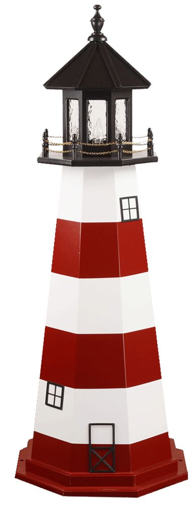 Custom made lighthouses by Beaver Dam Woodworks, located in Lancaster PA.  We can also create a replica of a famous lighthouse like the ones shown on our website.  We offer wooden or poly lighthouses.  We are located in Honey Brook PA in Lancaster County, USA.  Call us today at 610-273-7656 or visit our website to shop online.