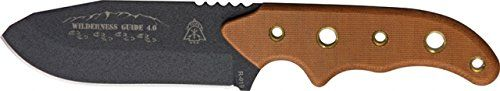 Tops Knives Wilderness Guide 40 Fixed Blade Knife