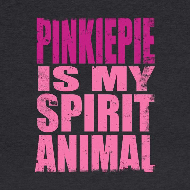 Pinkie Pie is my Spirit Animal