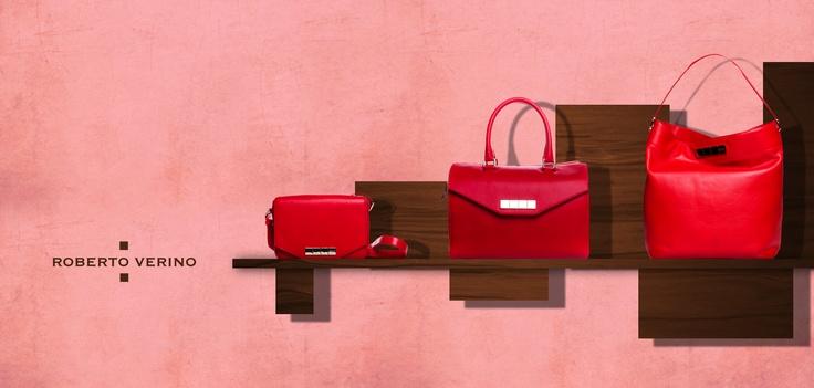 bolsos en #rojo pasión