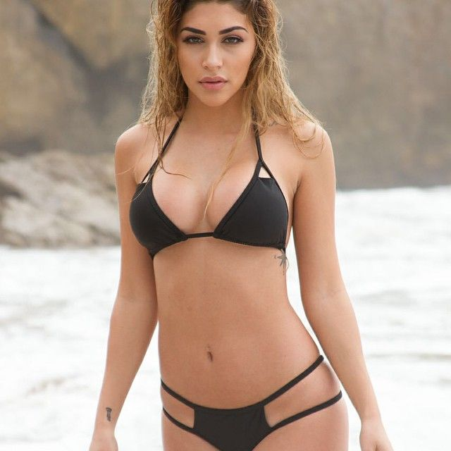 Mint Swim Usa Chantel Jeffries Model Modelling Zoe In
