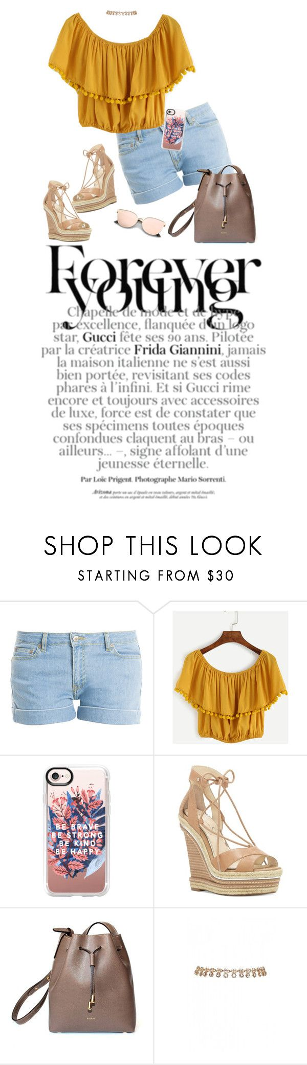 """""""Despacito..."""" by texas1226 ❤ liked on Polyvore featuring Paul & Joe, Casetify, Jessica Simpson and RUSKIN"""