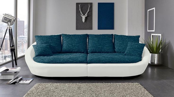 XL Wohnlandschaft \ - big sofa oder wohnlandschaft