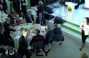 Владимир Путин всемогущий на праздновании годовщины Russia Today