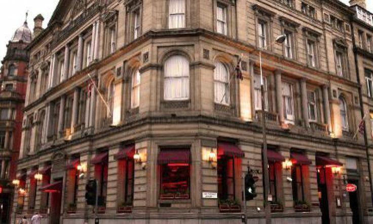 Sir Thomas Hotel, Sir Thomas Street, Liverpool