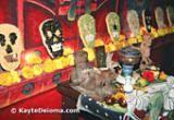 The Halloween Season isn't over in LA untile You've Celebrated Dia de Los Muertos: Day of the Dead