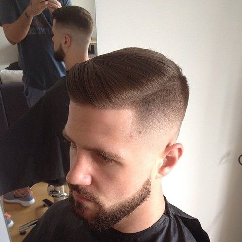 Back on it… #barber #barberlife #barbergang #blend #beard #menshair #mensstyle #malegrooming #texture #layrite #wahl #uppercutdeluxe #andis #trend #dublin #blackrock #jasonbrophy #skinfade #slickback #shave #style #fasion #fade #cut #hairdresser #hairdressing #menshairdressing