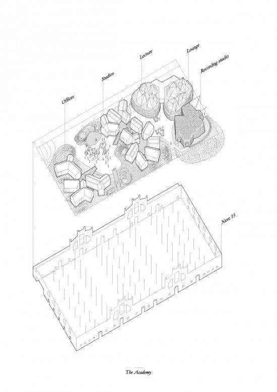 Red Bull Music Academy by Langarita-Navarro Arquitectos I Like Architecture