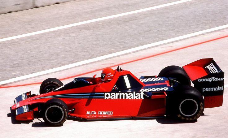 1978 Brabham BT46 - Alfa Romeo (Niki Lauda)
