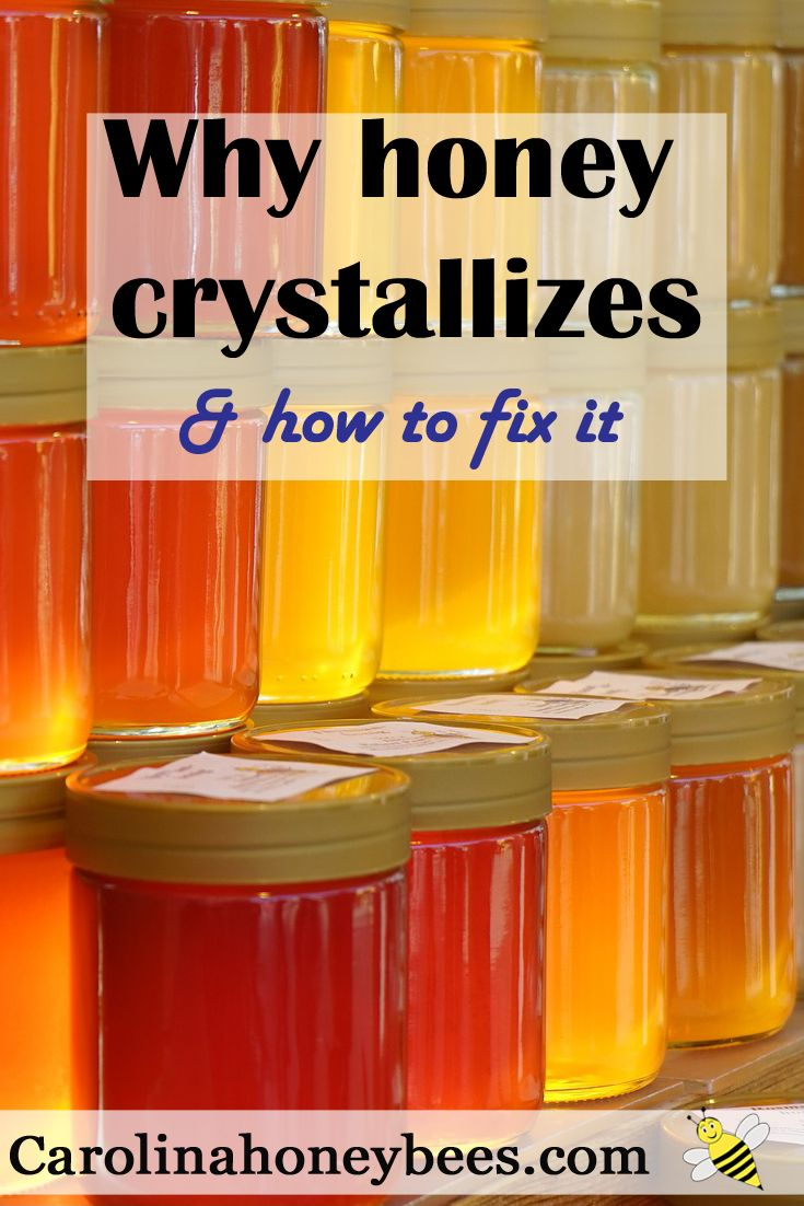 how to fix crystallized sugar