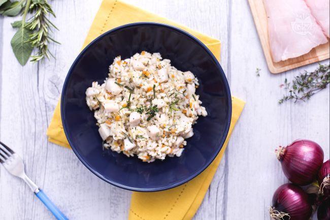 Ricetta Risotto al pesce persico - Le Ricette di GialloZafferano.it