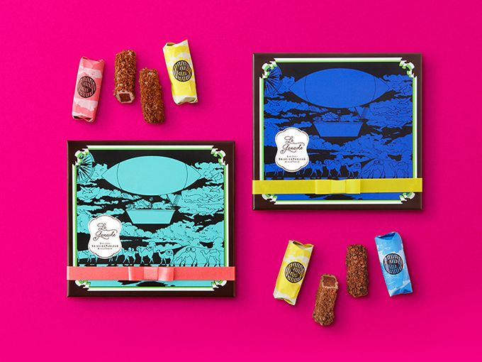 資生堂パーラーは2016年バレンタインコレクションを発売する。   ショコラバリエ 2016 ~シェルシェ ドゥ ショコラ 3,888円(税込)  今年は、3段重ねの小箱に入った限定ショコラ...