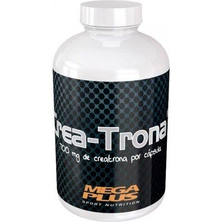 CREA-TRONA 180 Cápsulas,Crea-trona® está compuesta por #Creapure® y un sistema de doble tampón, mezcla de carbonato sódico y bicarbonato disódico. Ésta combinación, permite equilibrar la síntesis ácida que se produce en la práctica deportiva. El sistema de doble tampón es semejante al que utiliza nuestro organismo para impedir la #acidificación sanguínea en situaciones de máximo esfuerzo. La creatina #monohidrato que forma parte de Crea-trona®.26,06€. todastuscompras.com