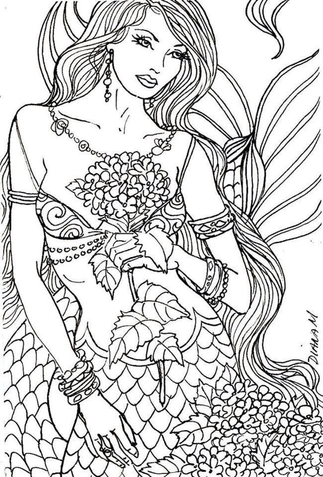 Coloring sheet mermaid coloring book mermaid coloring, love coloring book pages