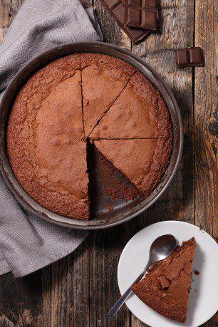 Schnell schmelzender Schokoladenkuchen   – cuisine
