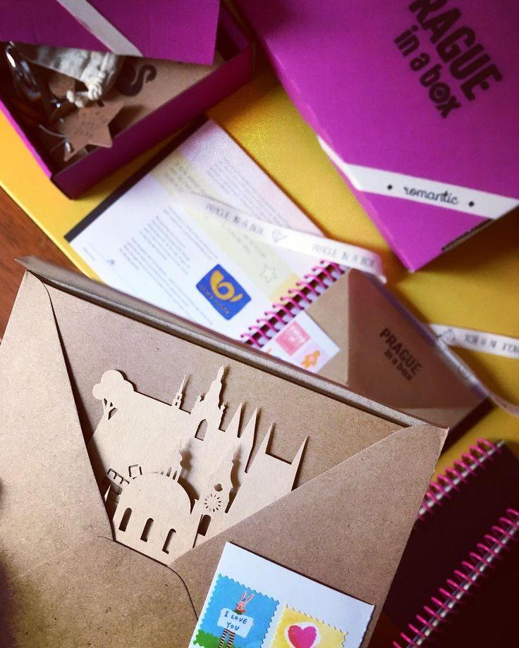 New @pragueinabox is ready to go! #prague #pragueinabox #praha #pink #praguetour #praguecity #pragueguide #praguetrip #praguetravel #europe #travel #traveling #travelingcouple #instaprague #instagood #citytrip #cz #czechrepublic #czechtrip #czechtravel