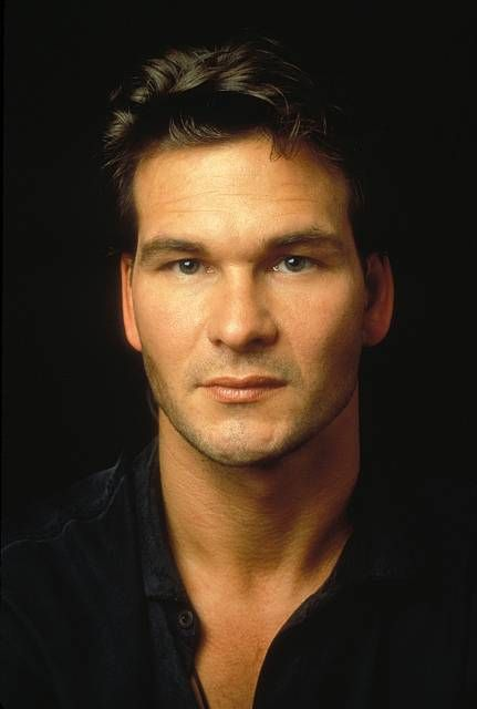 Patrick Swayze, male actor, dancer, artist, r.i.p., Dirty Dancing, portrait, photo