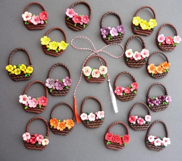 Spring baskets