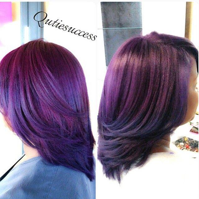 Natural Hair Color Ideas: Best 25+ Silk Press Hair Ideas On Pinterest