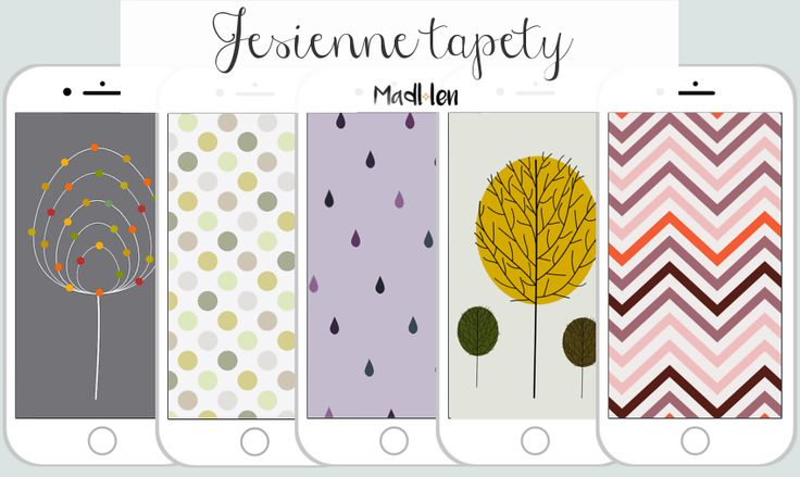 Autumn wallpapers on smartphone for free download