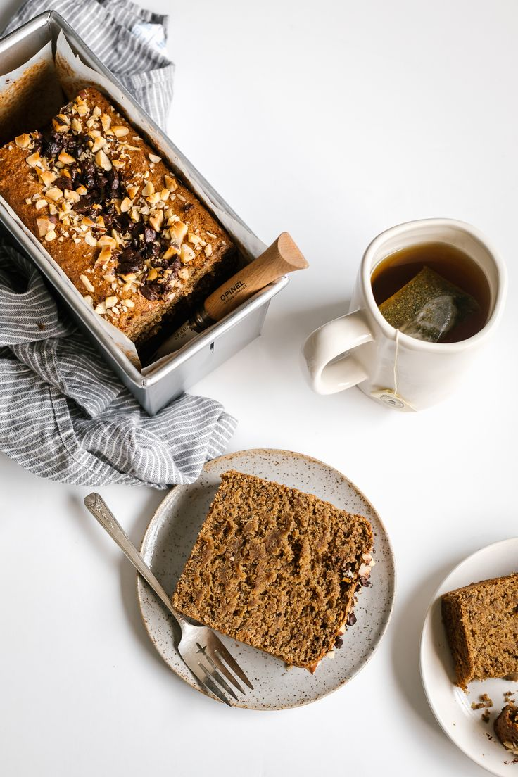 Get the recipe for brazil nut banana bread that is vegan and naturally sweetened on Faring Well! A healthful breakfast recipe.