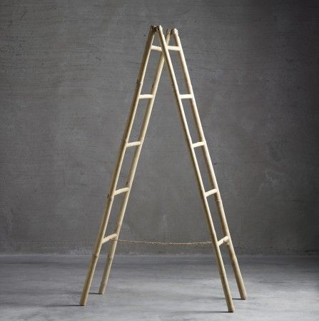 25 best ideas about Bamboo Ladders on Pinterest