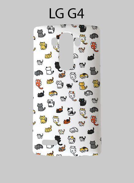 Neko Atsume LG G4 Case Cover