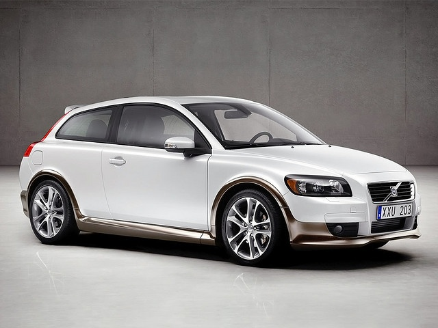I found my dream car. Volvo C30. It's a step up from my A3 love, but I see a lot of similarities here.  Now I need a business plan...