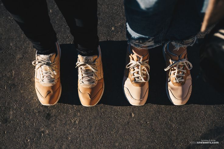 Both the models are made of top notch premium leather created with the vegetable tanning process!    #footshop #asics #sadp    https://www.footshop.com/en/40_asics