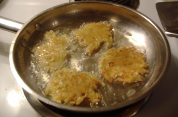Crispy Latkes | Category: Side Dishes