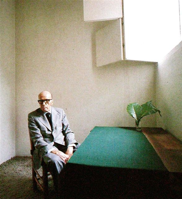 Mr. Luis Barragan – what a man! http://mondo-blogo.blogspot.se/2012_12_01_archive.html
