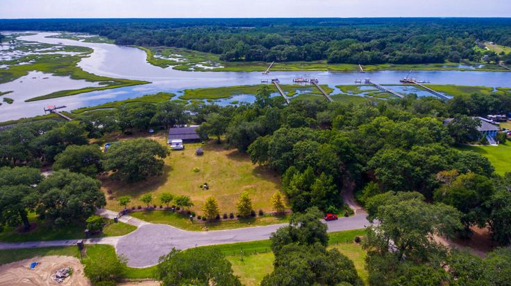 5576 Frisco Lane, Johns Island ~ Beautiful deep water lot on Church Creek with easy access to the Intracoastal Waterway. Dock permit in hand! Dock will need to be in the 200+ ft. range. Rare opportunity.  ~ http://www.homesandcondoscharleston.com ~ Brand Name Real Estate