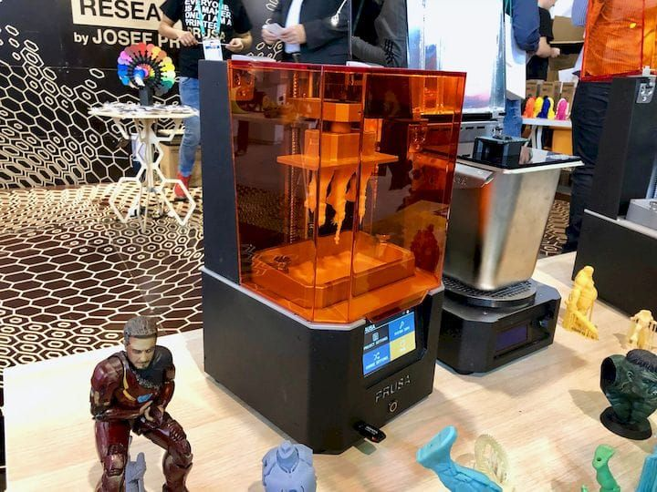 Apr 9 Implications of the Prusa SL1 Resin 3D Printer | 3D