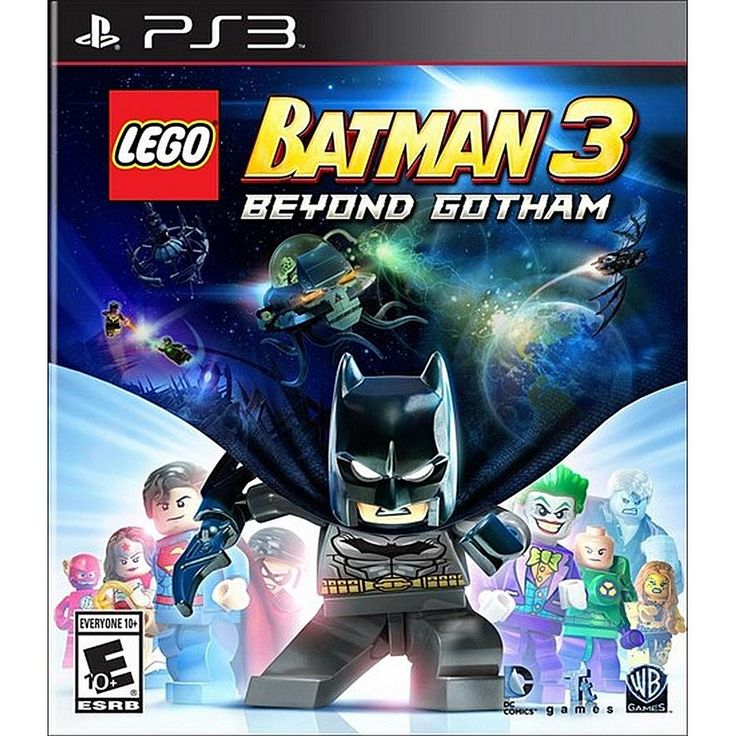 WARNER HOME VIDEO GAMES Lego Batman 3 Beyond - PlayStation 3