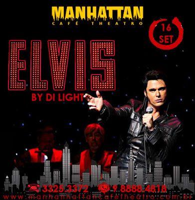 Bom Lazer - Seu fim de semana começa aqui: Elvis Presley no Manhattan 16 e 17…