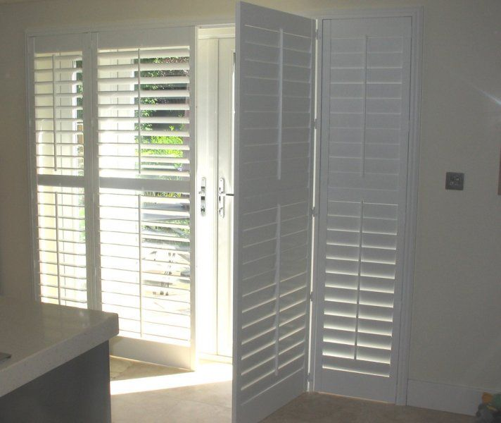 Indoor French Door Shutters Shutter Gallery Patio And