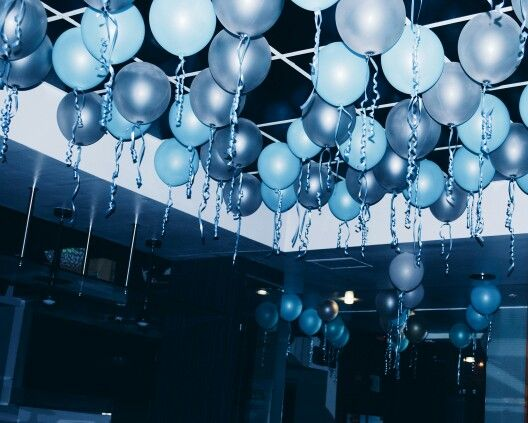 Closing time #balloons #party