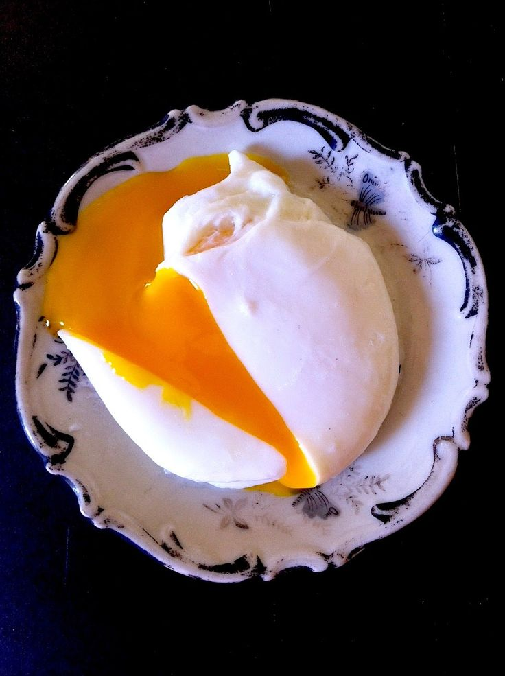 CHILI & VANILIA: A tökéletes buggyantott tojás
