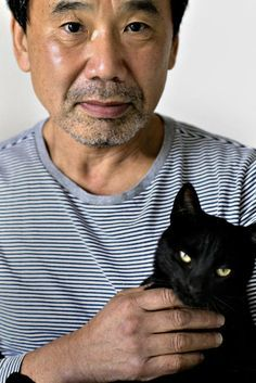 The Japanese author, Haruki Murakami known for liking and having cats has included them in many of his works.  In The Wind-Up Bird Chronicle the story revolves around Toru Okada's missing cat that he loves more than any of the women with whom he has encounters.  The cat also serves as an omen for the […]