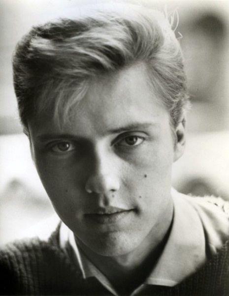 A young Christopher Walken