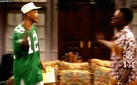 1. He knows cool secret handshakes.   Community Post: Why The Fresh Prince Of Bel-Air Makes The Perfect BFF