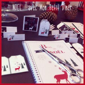 box noel / decoration noel / christmas / dinde noel / christmas graphism / DIY CHRISTMAS