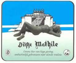 Dikke Mathile - 6% -Brewery Strubbe - Markt 1 - 8480 Ichtegem - www.brouwerij-strubbe.be