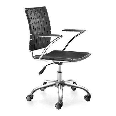 Zuo Modern 205030 Criss Cross Office Chair
