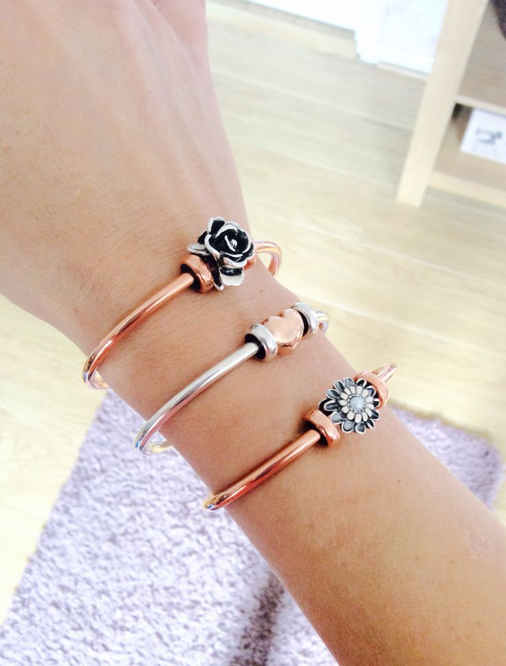 17 Best Images About Rose Gold Pandora On Pinterest