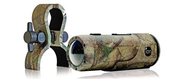 Uma câmara de ação para os amantes da natureza