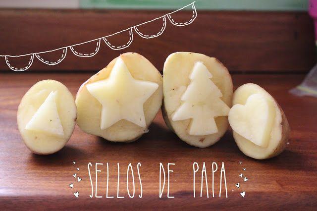 sofi c: ♥ SELLOS DE PAPA ♥