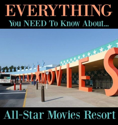 All Star Movies Resort at Walt Disney World is a value resort. It is themed with popular Disney movies. You'll find giant icons like Fantasia Pool and Herbie the Lovebug and it is one of the cheapest resorts on Disney property.