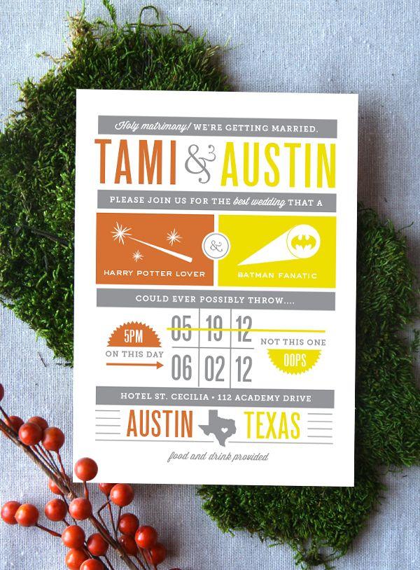Items Similar To C U S T O M Wedding Invitations   Design Fee On Etsy