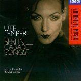 Ute Lemper – Berlin Cabaret Songs - http://actuasonglyrics.com/song-lyrics/ute-lemper-berlin-cabaret-songs/